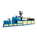 Conical Co-Rotating Twin-Screw Cable Material Granulator
