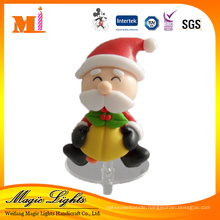 Funny Santa Christmas Polymer Clay For Mass Market With High Certificate