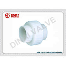 Pvdf Pipe Fitting Union Socket Fusion 20mm-110mm, Pvdf Piping Pn16