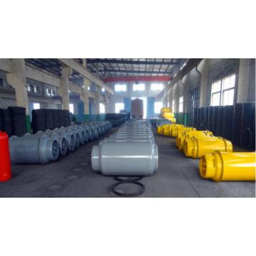 Cilindro de gás de aço sem costura DOT-3AA (WMA-219-44-150)