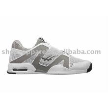 Zapatos tenis grises para hombres