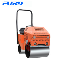 Cheap 800KG Double Drum Mini Road Roller (FYL-860)