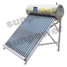 Chauffe-eau solaire basse pression