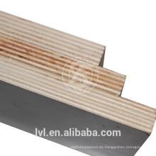 Hormigón moldeado Hojas de madera contrachapada en China para la construcción