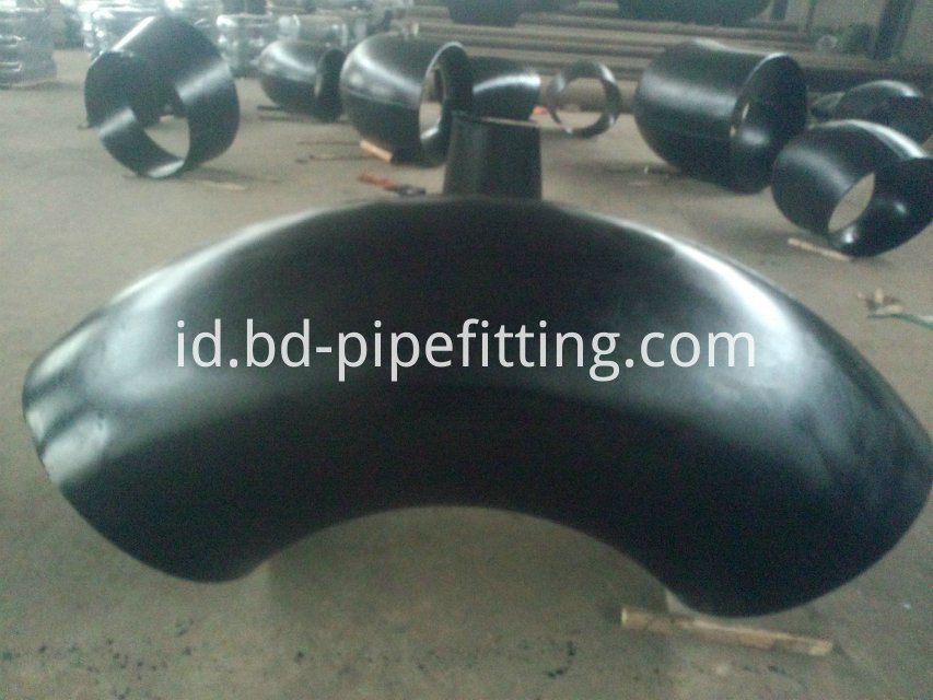 P265gh/A234 Wpb 180 Degree Lr Carbon Steel Elbow