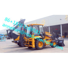 xcmg merek mni backhoe loader xt860