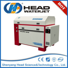 380MPa y 420 MPa máquina de chorro de agua de chorro de agua de alta presión de la bomba