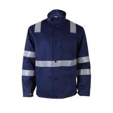 Огнестойкая рабочая куртка повышенной безопасности