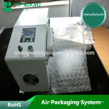 perfect protective packaging buffer plastic bags machinery machine