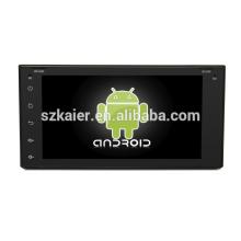 Núcleo Octa! Dvd do carro do andróide 8,1 para o universal 4 de Nissan com a tela capacitiva de 6,95 polegadas / GPS / relação espelho / DVR / TPMS / OBD2 / WIFI / 4G