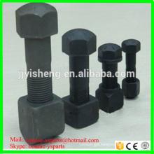 high quality bulldozer track pad bolts nuts M20*1.5*68