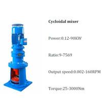 Misturadora de engrenagens de superfície dura Cycloidal Série Xl