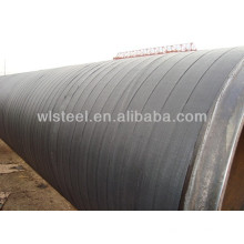 DIN mill spiral welded pipe epoxy coating