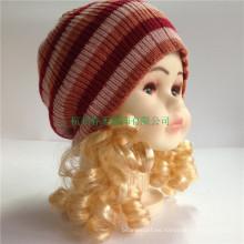 Sombrero de Benies de punto de los deportes Sombreros y casquillos de encargo de los niños de los cabritos