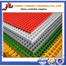 Construção Industrial e Civil Usado Hot DIP Galvanized Steel Grating
