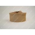 Wholesale Flower Gift Box of Crude Linen