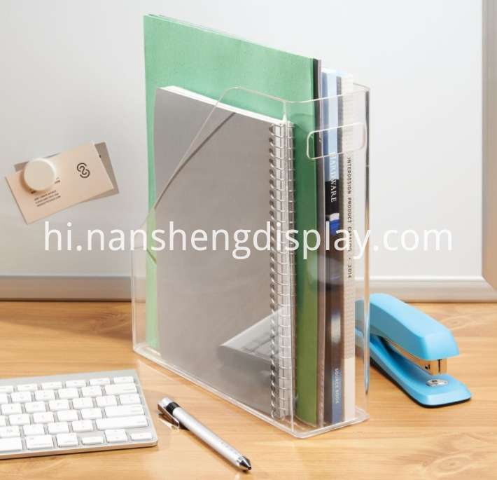 Clear Office Desktop Organizer