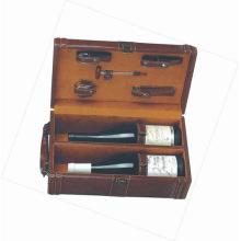 Изготовленный на заказ подарка деревянная коробка для упаковки/ювелирные изделия/вина/чая (W06)