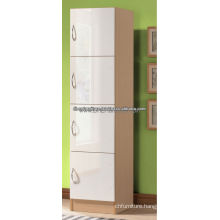 File cabinet with Door