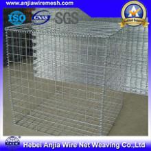 Matériaux de construction Gabion en mousse métallisée galvanisée