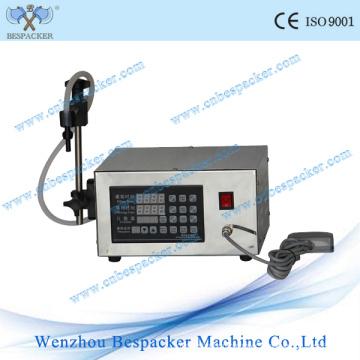 Máquina de llenado líquida semi-automática de la venta de la venta caliente