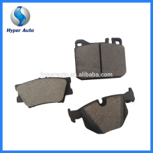 Low Metal Friction Coefficient D639/7517 Auto Bremse Brake Pad Manufacture Brake Pad