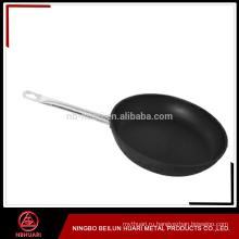 Высокотемпературное литье под давлением алюминия Антипригарное тефлоновое покрытие Сковорода для сковороды
