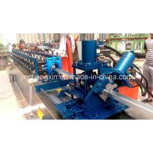 Stud do Drywall e rolo da trilha que forma a máquina / rolo de aço claro do canal do Drywall que forma a máquina