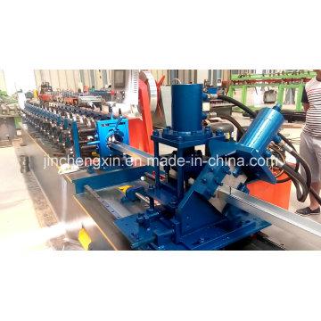 Máquina formadora de rollos de placa de yeso y riel de madera / Máquina formadora de rollos de canal de placa de yeso de acero liviano