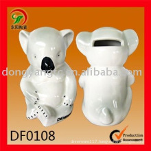 Factory direct wholesale ceramic piggy bank