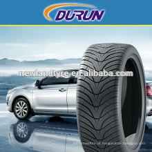 Pneus de carro do tipo de Durun 275 / 25ZR24 285 / 30ZR21 255 / 35R20 ultra alto desempenho UHP pneumáticos