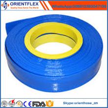 Tuyau souple de flexion de PVC de 4 pouces de nouvelle technologie