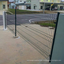 Low Price with High Quality Welded Mesh Industrial Fence