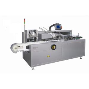 Automatic blister cartoning box packing machine