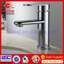New fashion single handle brass basin faucet for bathroom with good quality,professional faucet manufacturer in kaiping china