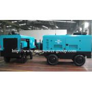 Lgcy Series Kaishan Brand Diesel Portable Screw Air Compressor