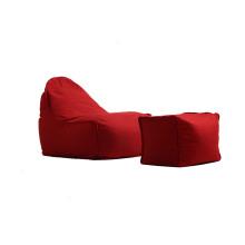 Sofá caliente del bolso de la haba de la venta