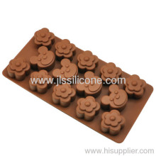 Silicone Moulds For Sugarcraft Cake Cupcake Clay Chocolate Soap - Cupcake Set