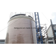 Vertikale Wickelmaschine für FRP oder GFK Tank oder Schiff