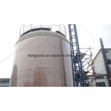 Machine verticale d'enroulement pour le réservoir ou le navire de FRP ou de GRP