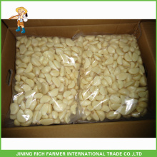 Versorgung und Export 2015 neue Ernte frischer Knoblauch, natürlicher Knoblauch, geschälte Knoblauch