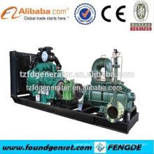 irrigation use CE approved diesel water pump set 187m3/h