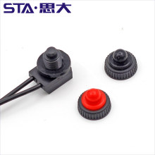 waterproof switch push button on-off normally closed normally open UL juo-co special for outdoor lighting motor homes