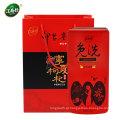 Fabricante de medicamentos de vendas e baga de goji de qualidade alimentar / 260g Organic Wolfberry Gouqi Berry Herbal Tea