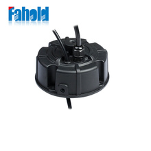 No-flicker 0-10V dimmer Round High bay UFO Driver