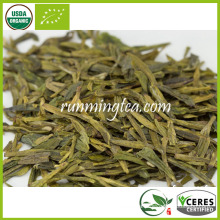 Handmade High Mountain Wild-growing Dragon Well Green Tea
