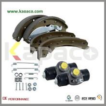 Chaussures de frein arrière Kapaco 1684200320 pour Mercedes-Benz