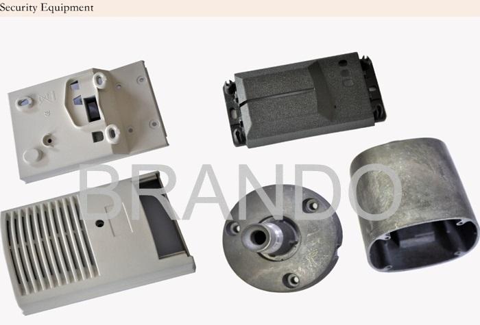 aluminum die casting motor caps