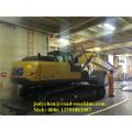 Эксплуатационная масса экскаватора XE215CA XCMG 21800 кгс