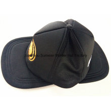 Double-Sided Hip-Hop Cap City Fashion Hat Embroidered Hip-Hop Hat